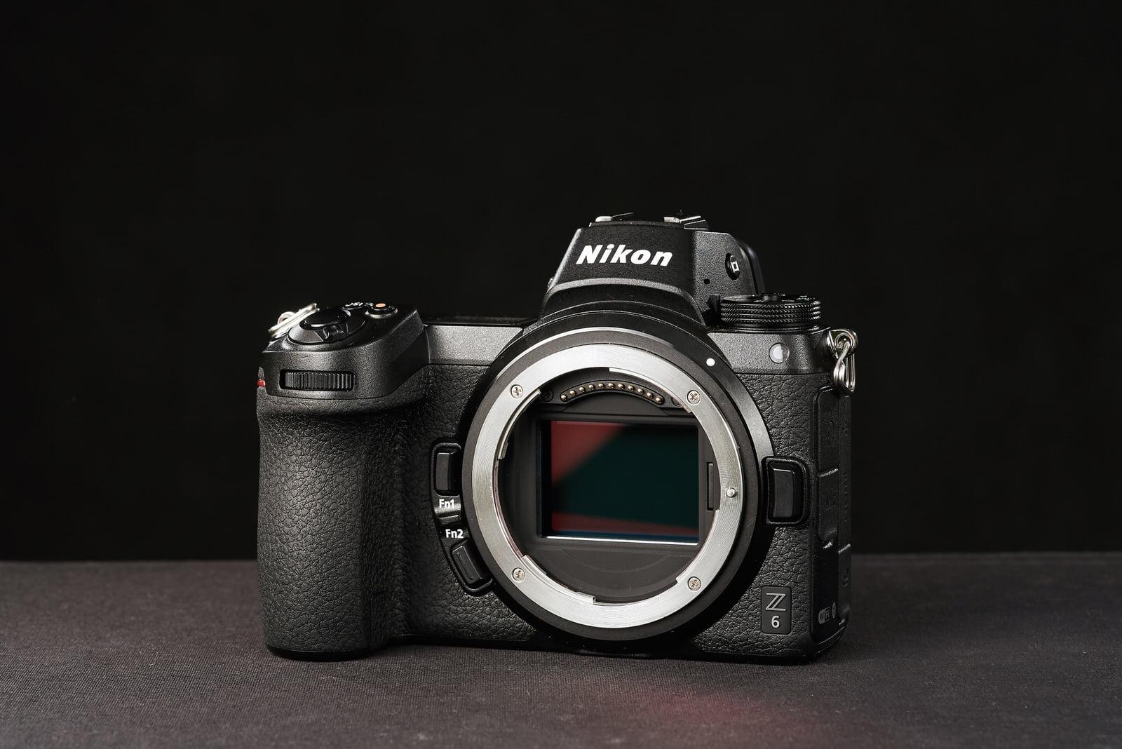 Recenzja Nikon Z6 w fotografii ślubnej | Porównanie do Nikona D750