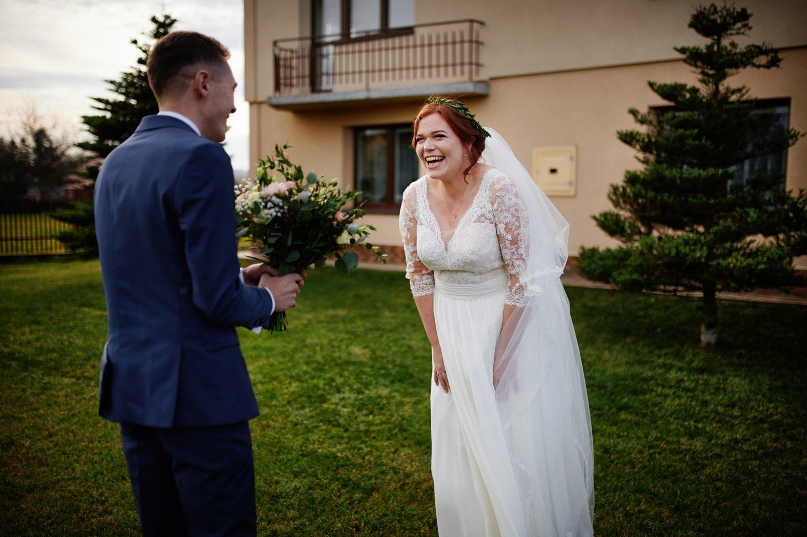 Pełne emocji i uśmiechu wesele w Siedlisku Janczar