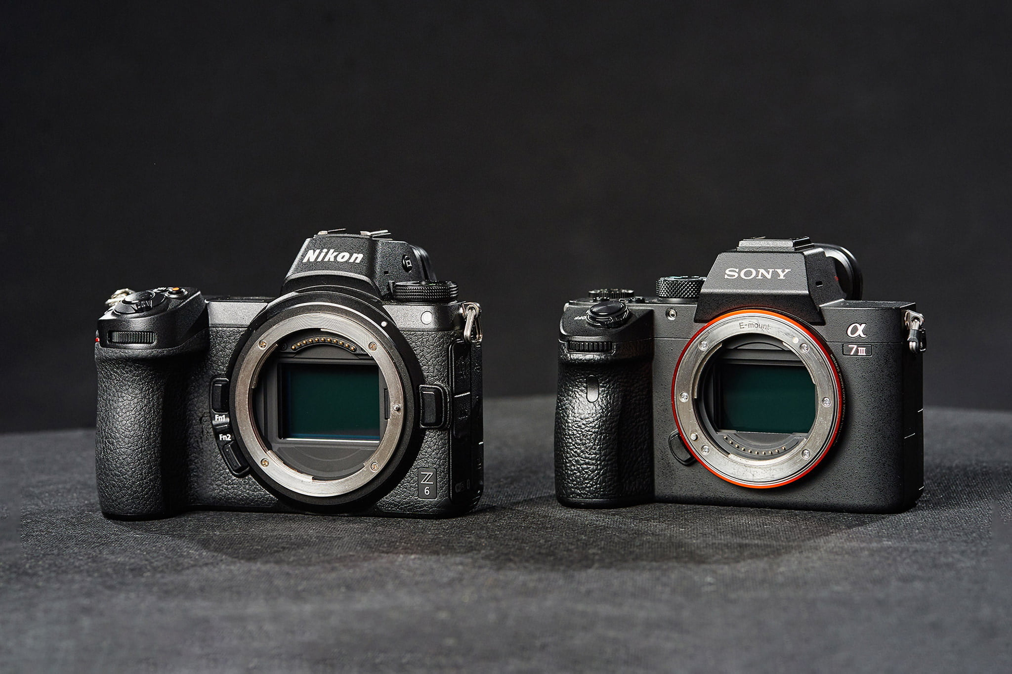 Nikon Z6 vs Sony A7III – Praktycznie porównanie aparatów Nikon i Sony