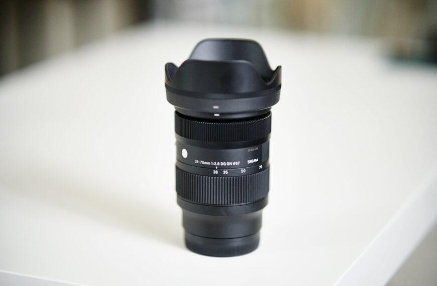 Recenzja Sigma 28-70 mm f/2.8 DG DN Sony FE – czylio rywalizacji stałki z zoomem w mojej pracy