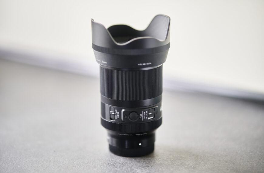 Recenzja obiektywu Sigma 35 mm f/1.4 DG DN Art