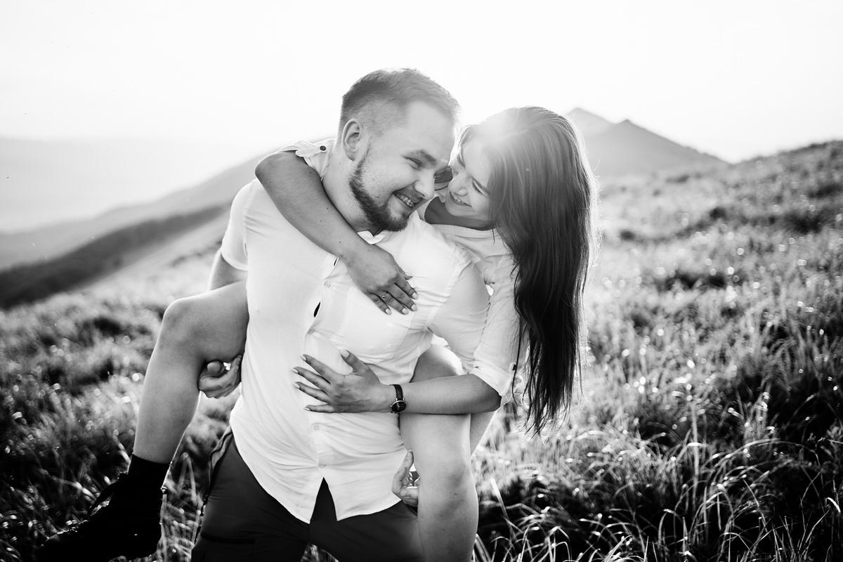 Zabezpieczone: Martyna i Szymon – Bieszczady